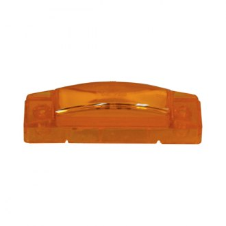 "Grote® - SuperNova™ 4x1"" Thin-Line Rectangular Amber LED Side Marker Light"