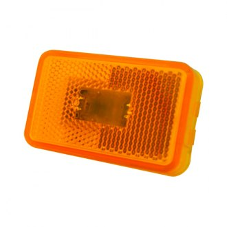 "Grote® - SuperNova™ 3""x2"" Rectangular Amber LED Side Marker Light"