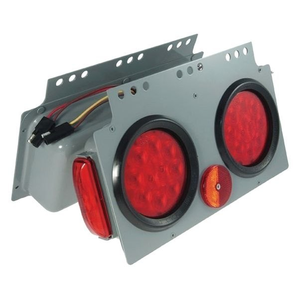 Grote® - SuperNova™ 10-Diode LED Stop/Tail/Turn Power Module with Side Marker