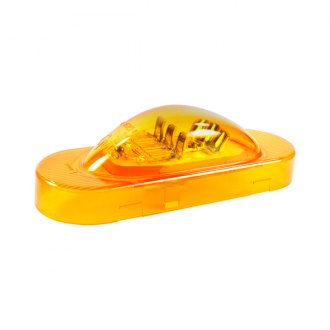 Grote® - SuperNova™ Oval Amber LED Side Marker Light
