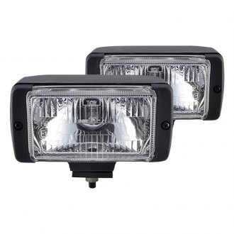 "Grote® - 55W Rectangular Fog Beam Lights (5""x3.13"", 6""x3.13"", 6.5""x3.59"")"