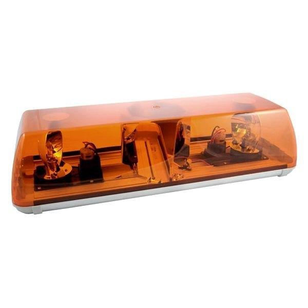 22 rotating amber beacon light bar grote 22 rotating amber beacon light bar aloadofball Gallery
