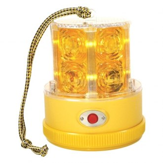 Grote® - 360° Portable Battery Operated LED Beacon Light