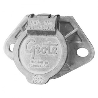 Grote® - Ultra-Pin Receptacle Two-Hole Mount