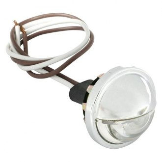 "Grote® - 1.5"" Compact Courtesy White LED Light"