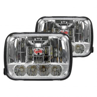 Grote® - Rectangular Sealed Beam LED Headlights