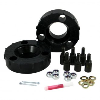 "Ground Force® - 2"" Front Strut Spacers"