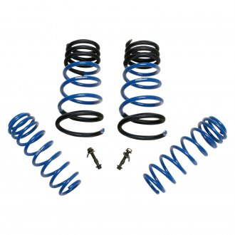 "Ground Force® - 1"" x 1.4"" Front and Rear Lowering Coil Spring Kit"