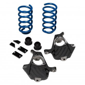 "Ground Force® - 2"" x 2"" Lowering Kit"