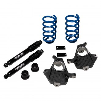 "Ground Force® - 2"" Front and Rear Lowering Kit"