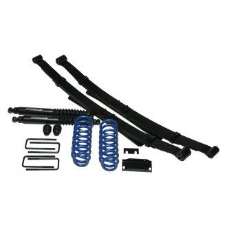 "Ground Force® - 2"" x 3.5""-4"" Front and Rear Lowering Kit"
