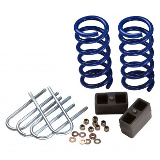 "Ground Force® - 3"" x 3"" Front and Rear Lowering Kit"