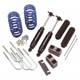 "Ground Force® - 1"" x 2"" Front and Rear Lowering Kit"