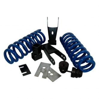"Ground Force® - 1.5"" x 3"" Front and Rear Lowering Kit"