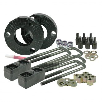 "Ground Force® - 2"" x 1"" Front and Rear Suspension Lift Kit"