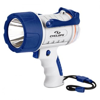 GSM Outdoors® - Cyclops™ Waterproof 300 lm LED Spotlight