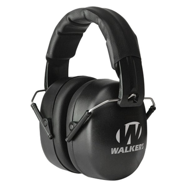 GSM Outdoors® - Walkers™ EXT Range Shooting Folding Muffs