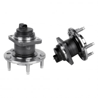 GSP North America® - Axle Bearing and Hub Assembly