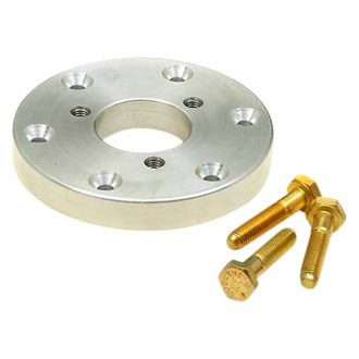GT Performance® - GT3 6 Bolt Hub to 3 Bolt Pattern Hub Conversion Adapter