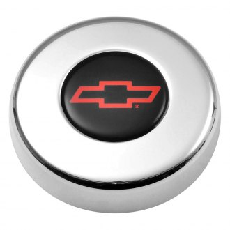 GT Performance® - GT3 Low Profile Chevy Bowtie Polished Center Cover