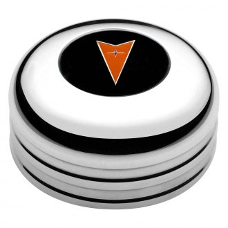 GT Performance® - GT3 Pontiac Polished Horn Button