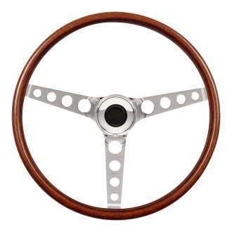 GT Performance® - GT3 Classic Hole Style Wooden Steering Wheel