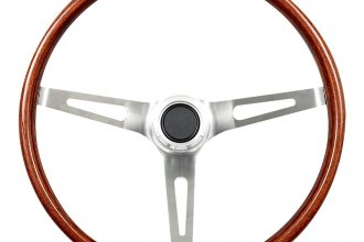 GT Performance® - GT3 Classic Wood Steering Wheel