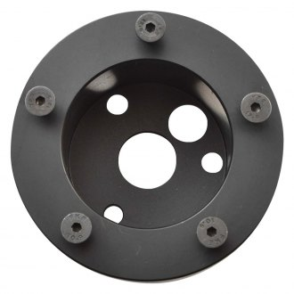 GT Performance® - 3 to 5-Bolt Black Anodized Hub Adapter