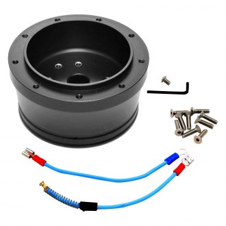 GT Performance® - GT9 Black Anodized Installation Hub