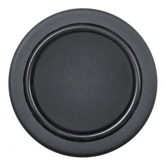 GT Performance® - Euro Black Anodized Horn Button