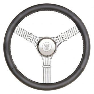 GT Performance® - GT5 Retro Style Steering Wheels with Banjo Spokes