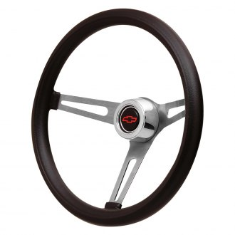GT Performance® - GT3 Retro Slot Style Steering Wheel