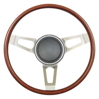 GT Performance® - GT3 Retro Tuff Wood Steering Wheel
