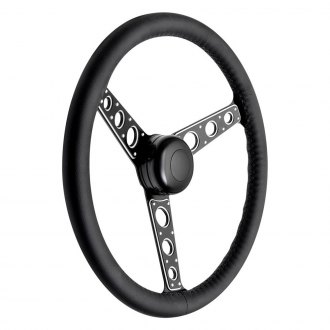 GT Performance® - GT3 Pro-Touring Autocross II Leather Steering Wheel