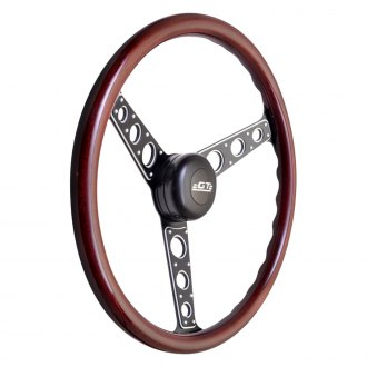GT Performance® - GT3 Pro-Touring Autocross II Wood Steering Wheel