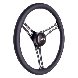 GT Performance® - GT3 Pro-Touring Autocross Leather Steering Wheel