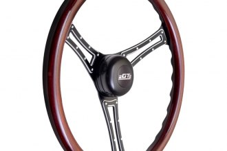 GT Performance® - GT3 Pro-Touring Autocross Wood Steering Wheel