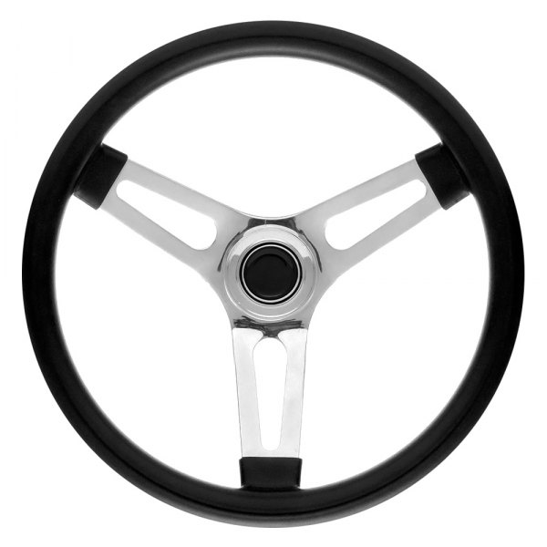 GT Performance® - GT3 Competition Symmetrical Style Foam Steering Wheel