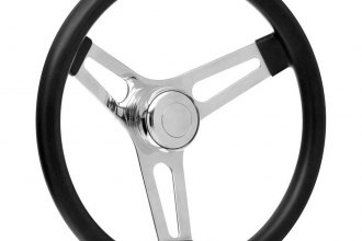 GT Performance® 91-5342 - GT3 Competition Symmetrical Style Foam Steering Wheel