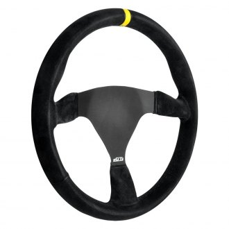 GT Performance® - Undrilled Swithchback Steering Wheel