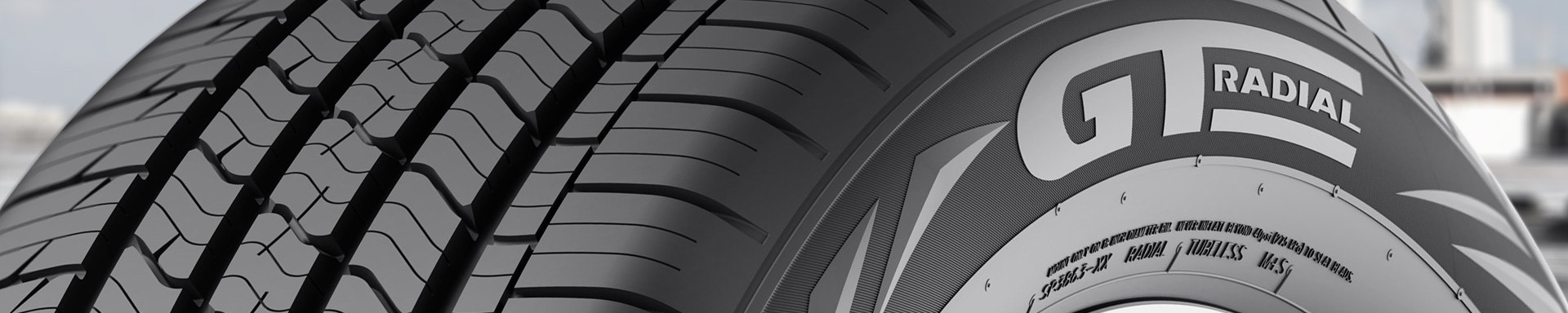 Universal GT RADIAL TIRES