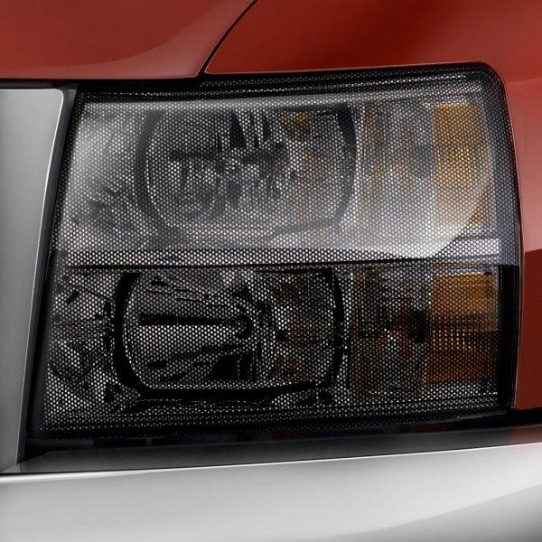 GTS® - Carbon Fiber Look Headlight Covers