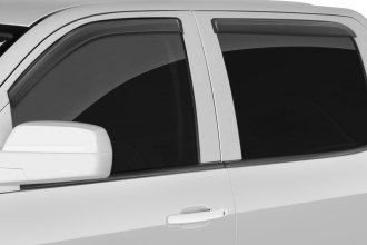 GTS® - Ventgard™ Sport Carbon Fiber Window Deflectors