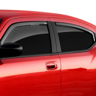 GTS® - In-Channel Ventgard™ Snap Window Deflectors