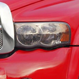 Gt X on 2003 Dodge Dakota Headlight Accessories