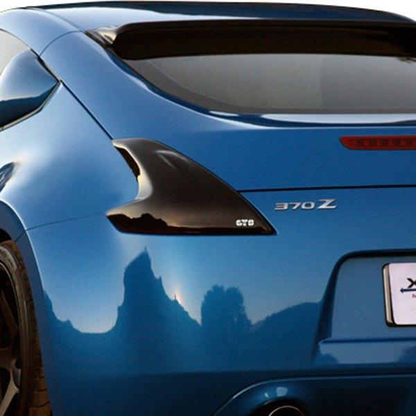 Gts 174 Nissan 370z 2009 Blackouts Tail Light Covers
