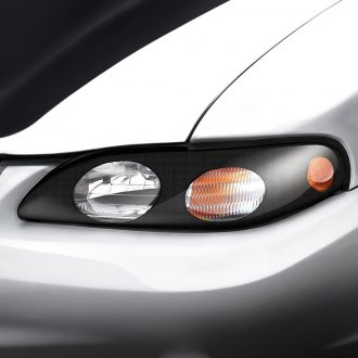 GTS® - Pro-Beam™ Carbon Fiber Headlight Covers