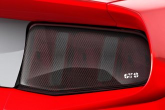 GTS® - Blackouts™ Carbon Fiber Look Tail Light Covers