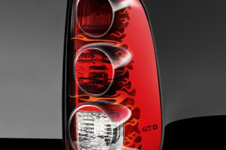 GTS® - Flames Pro-Beam Taillight Covers™