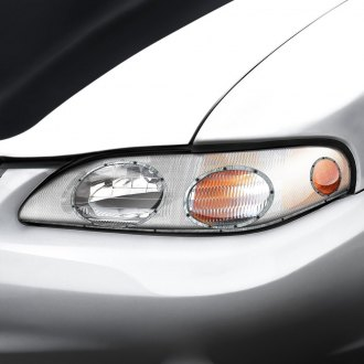 Image may not reflect your exact vehicle! GTS® - Platinum Pro-Beam™ Headlight Covers